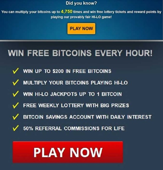 MATCHED betting bitcoin with your browser